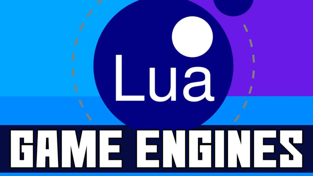 Lua Game Engines