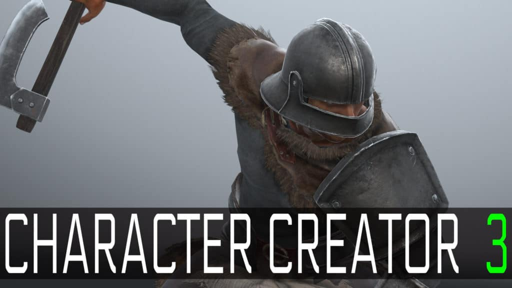 Character Creator 3 Review