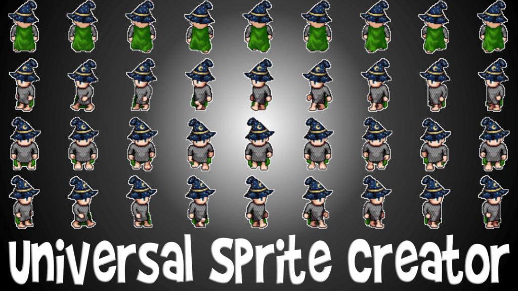Universal Sprite Creator