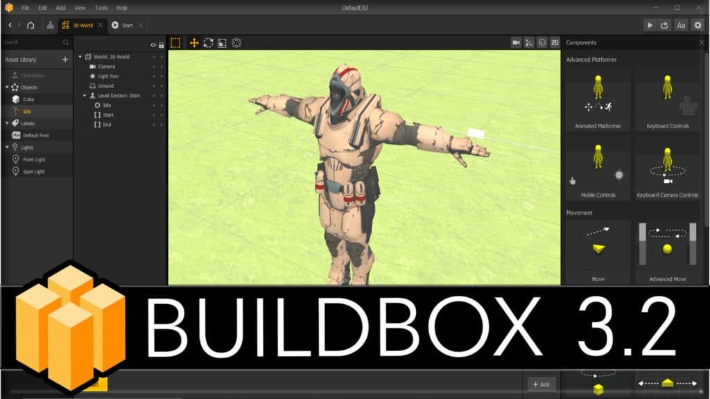 BuildBox 3.2 Beta Released