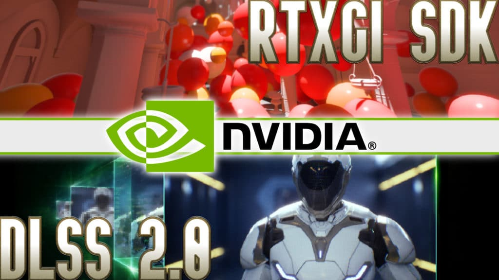 NVidia New Services Announced At GDC 2020