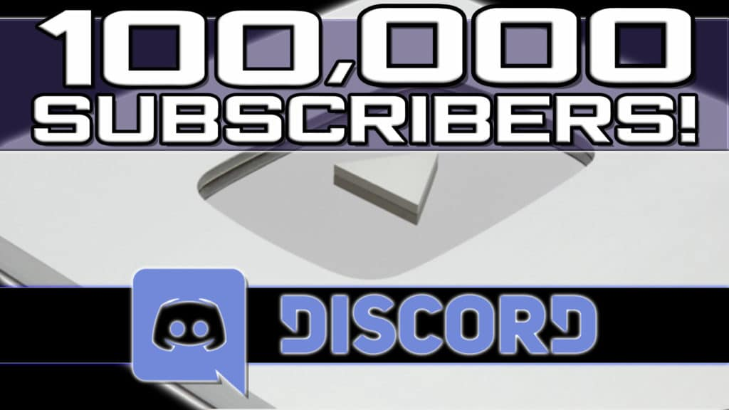 GFS 100K Subscribers Launched Discord Server