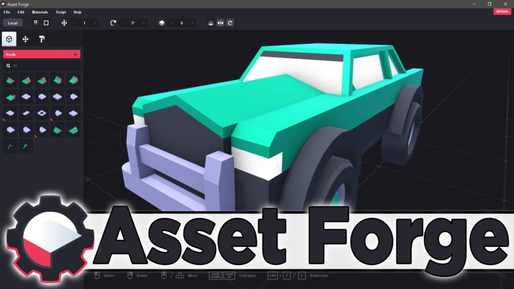 AssetForge Hands-On Review
