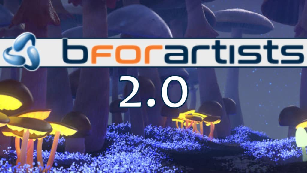 bForArtists 2 Released