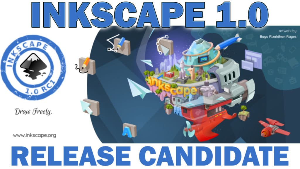 Inkscape 1.0 Release Candidate