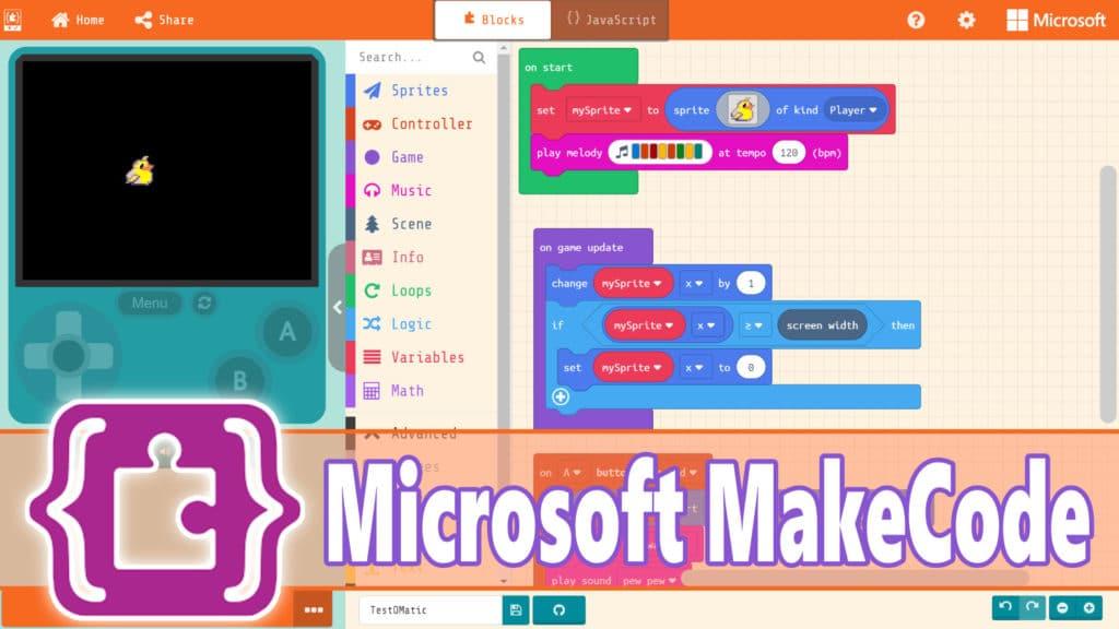 Microsoft MakeCode