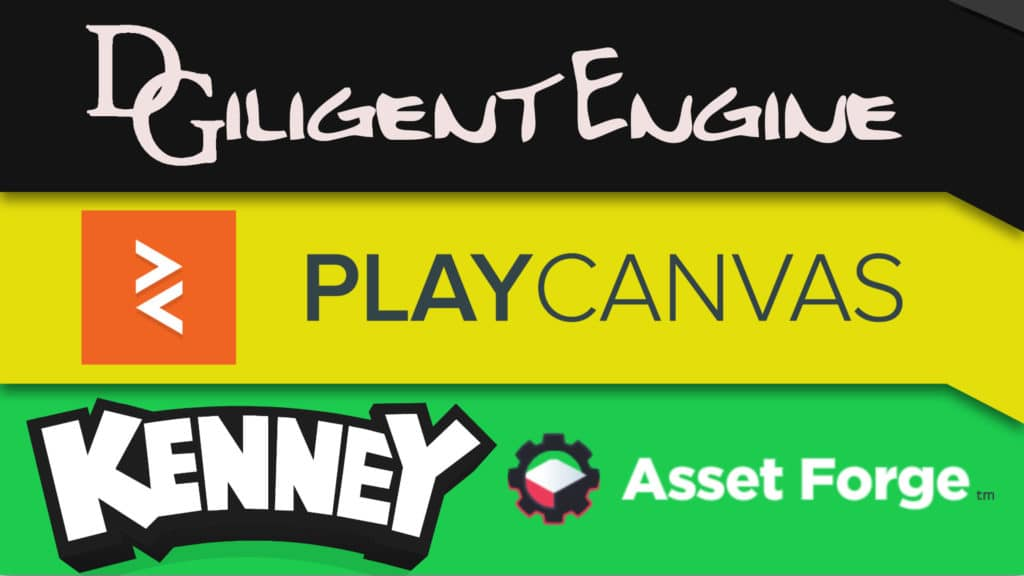 DE Kenney and PlayCanvas News