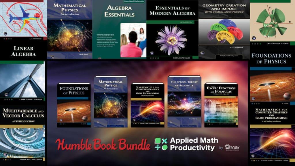 Humble Math Book Bundle