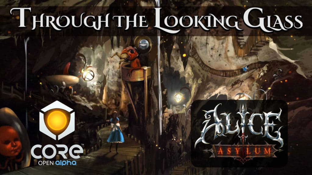 Core Art Contest with American McGee