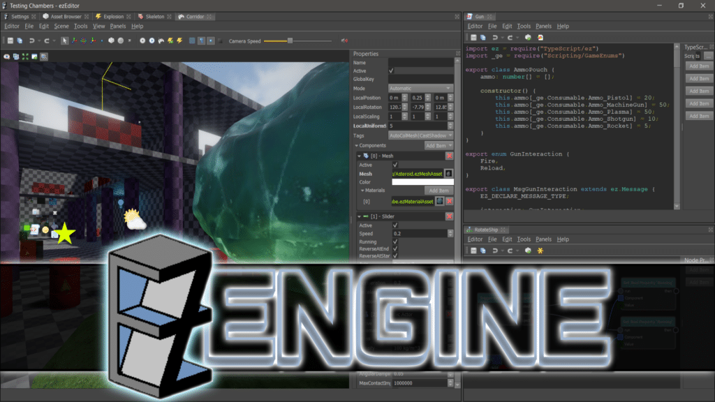 ezEngine Hands On Review