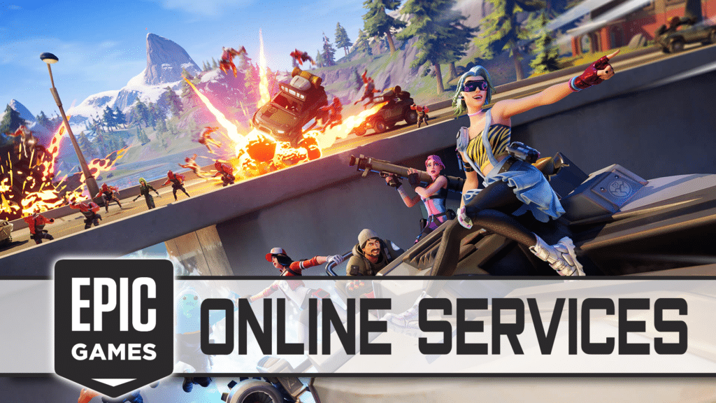 Epic Online Services Launched