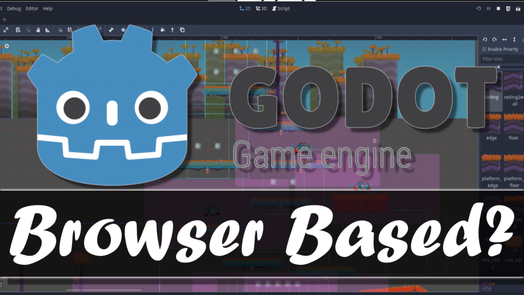 Godot In the browser