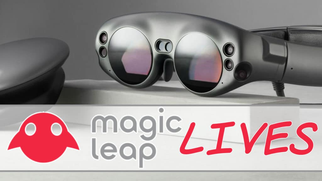 Magic Leap Lives To Fight Another Day Avoiding Layoffs