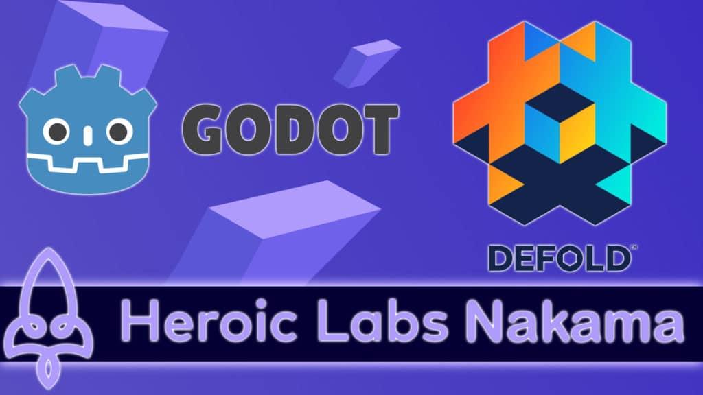 Nakama Heroic Labs Godot Sponsors