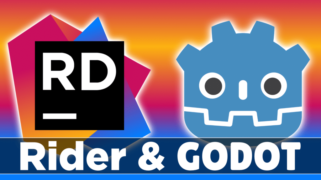 Using Rider With Godot