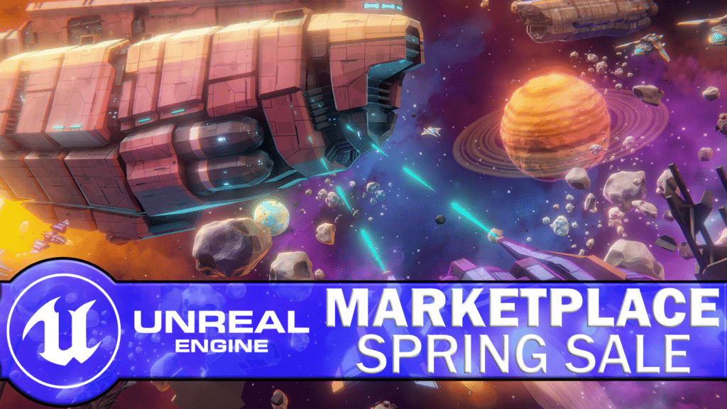 Uneal Marketplace Spring Sale 2020
