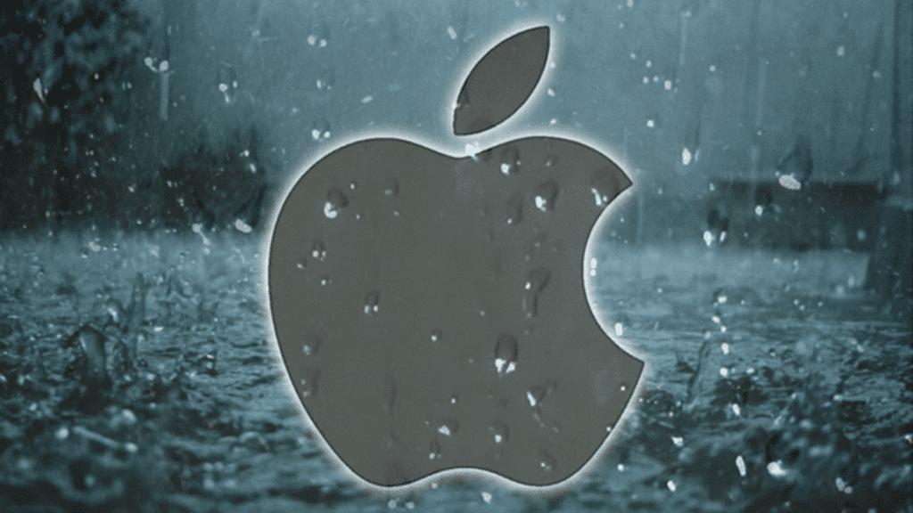 Apple Have A Very Bad Week