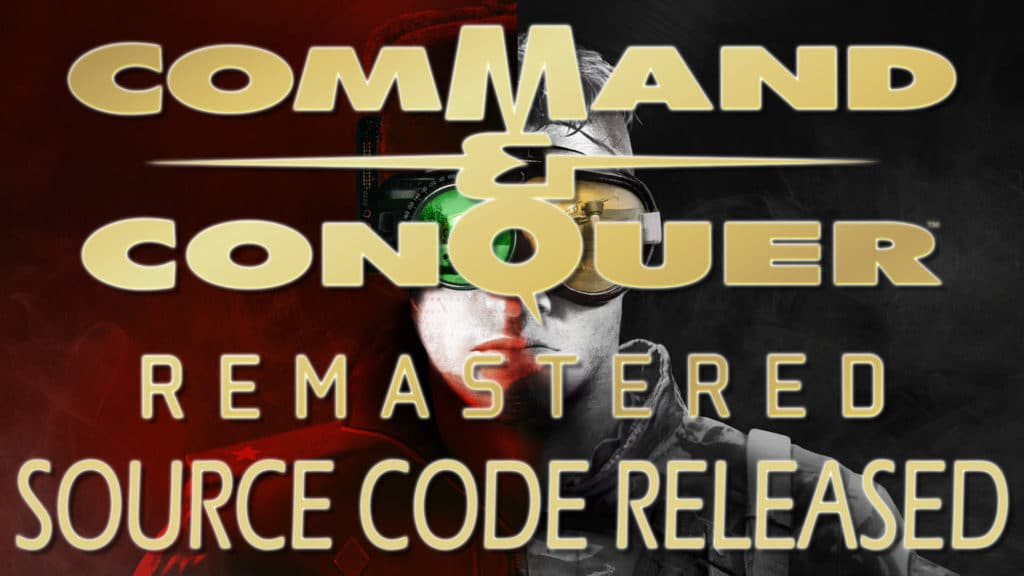 Command And Conquer Source Code Released