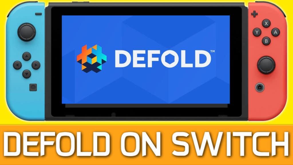 Defold Engine Adds Nintendo Switch Support