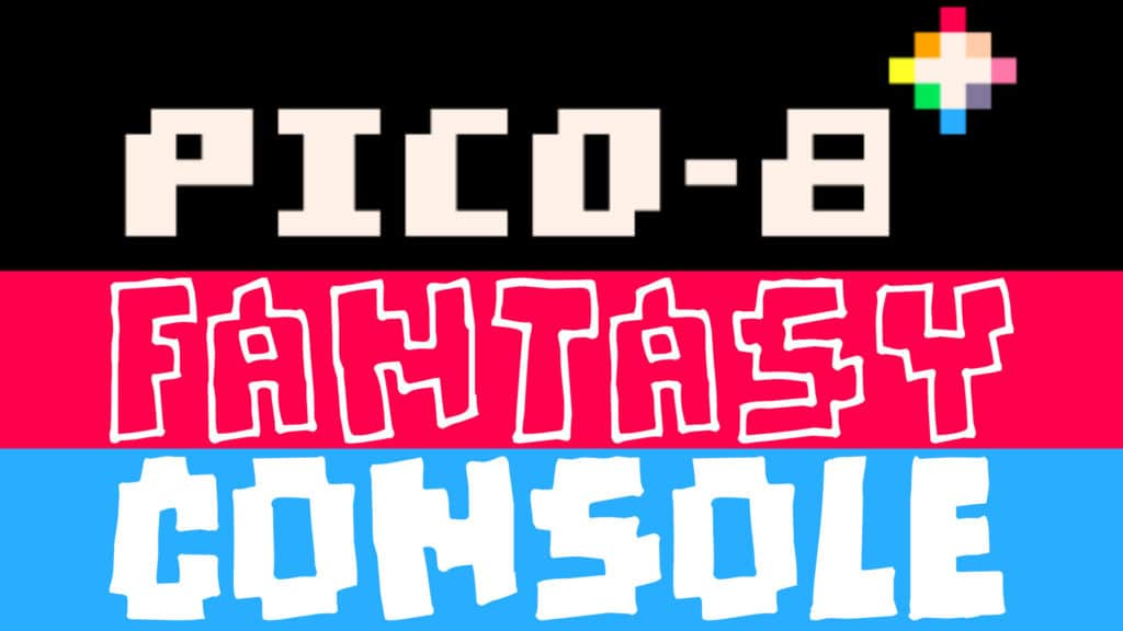 Pico-8 Fantasy Console Hands-On