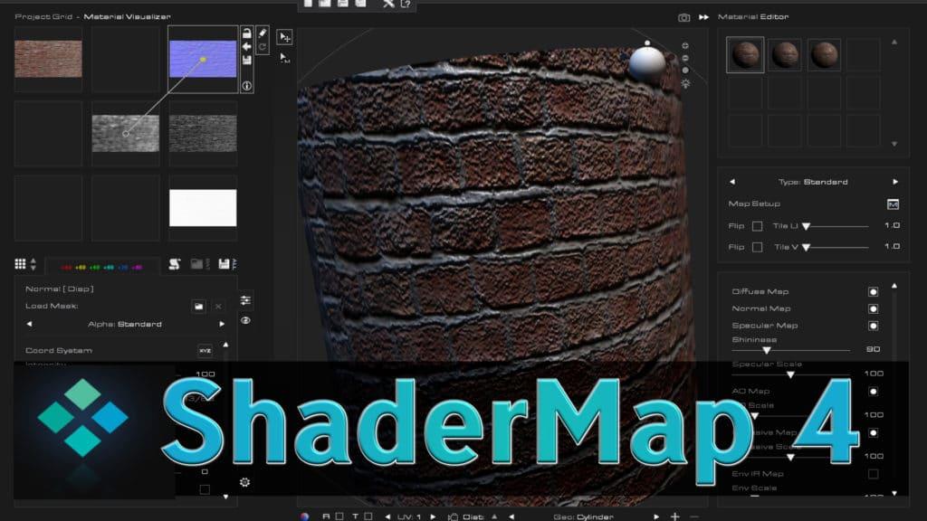 ShaderMap 4 Review