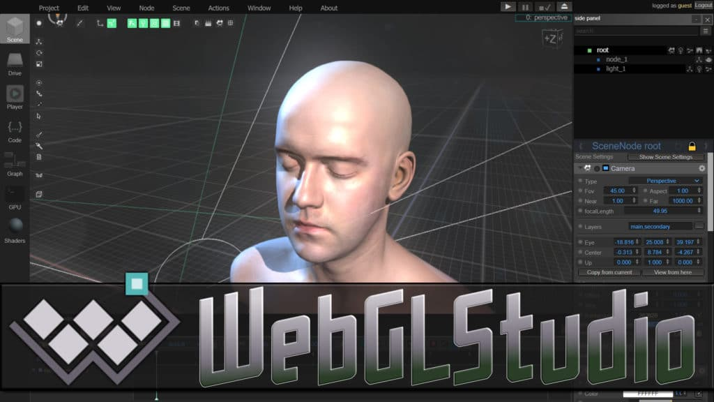 WebGL Studio Hands-On