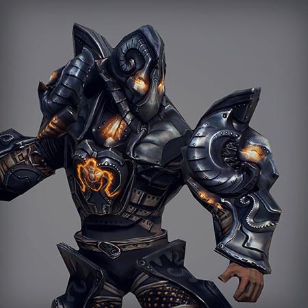 Infinity Blade: Warriors