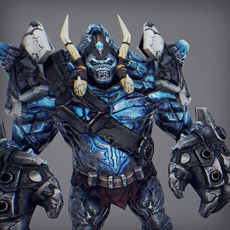 Infinity Blade: Adversaries