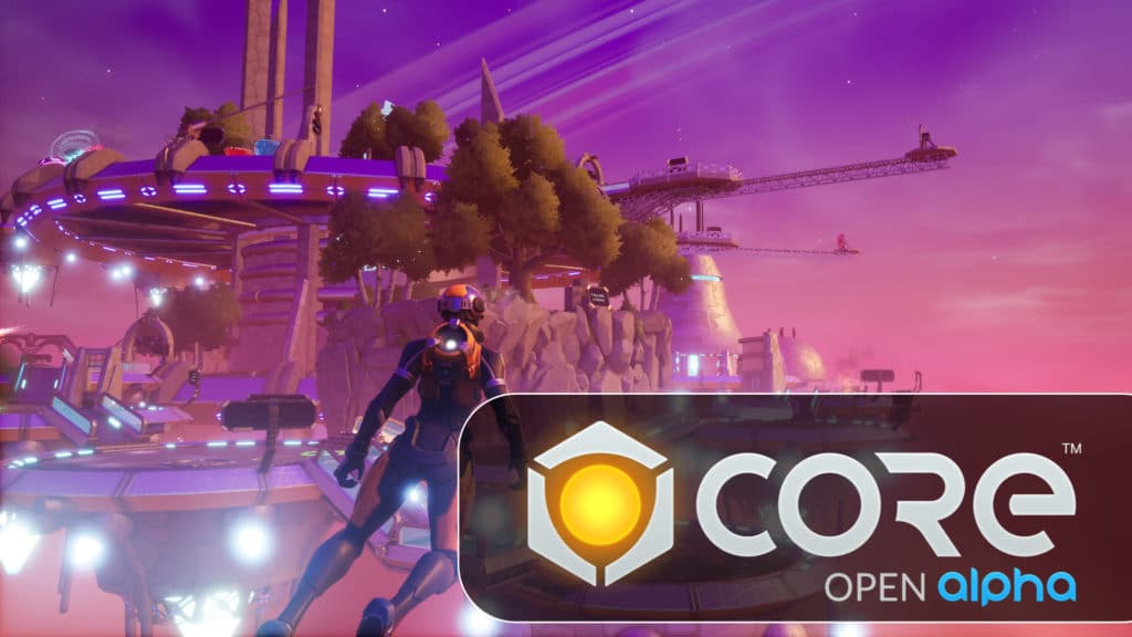 Core Open Alpha Monetized