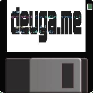 DevGa.me Disk Logo