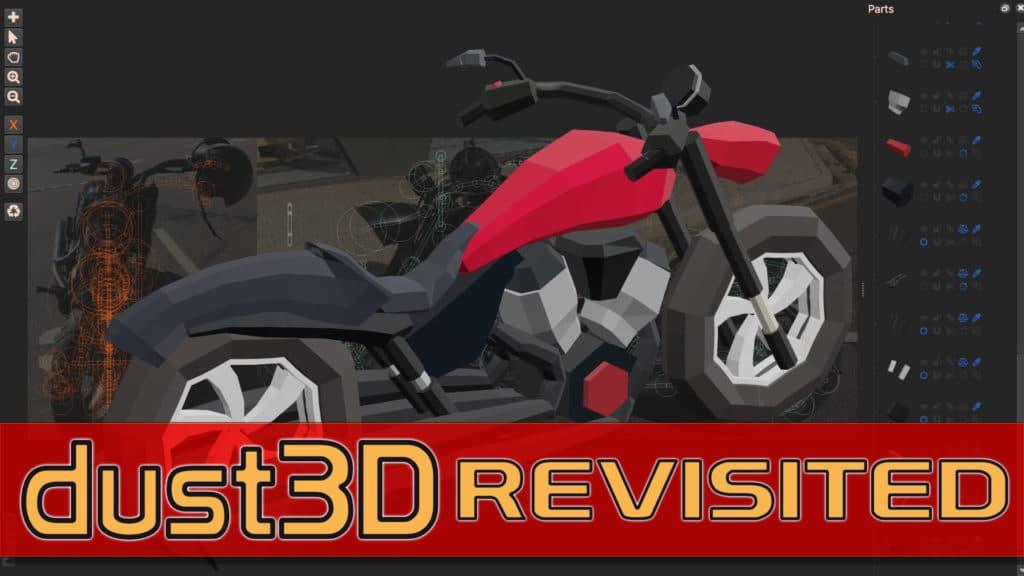 Dust 3D Free 3D Graphics Application