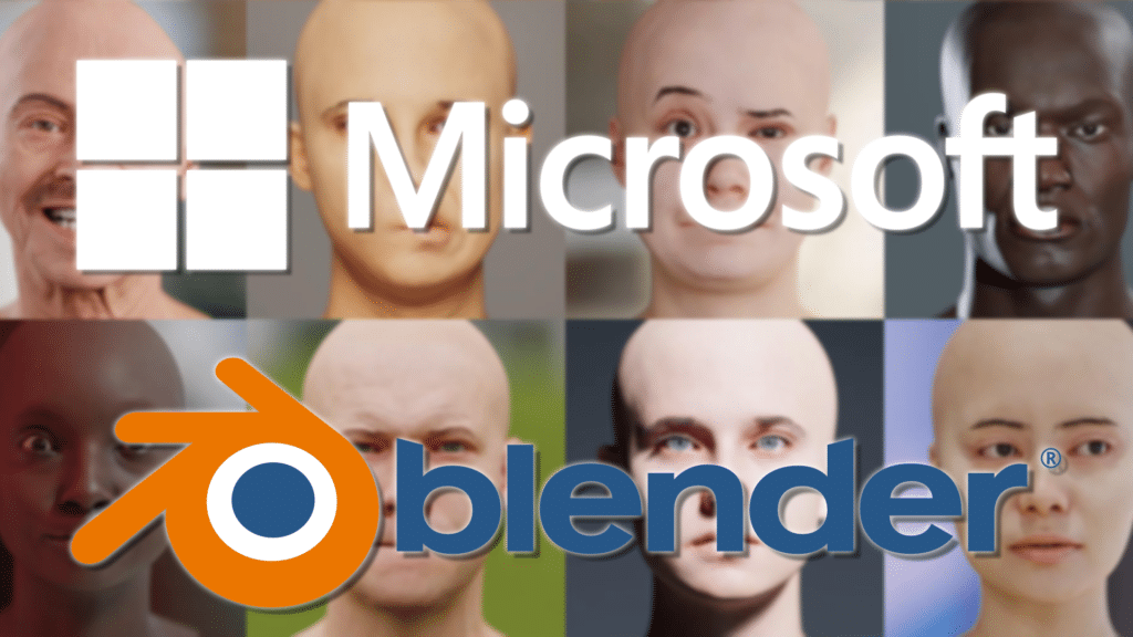 Microsoft Join Blender Development Fund