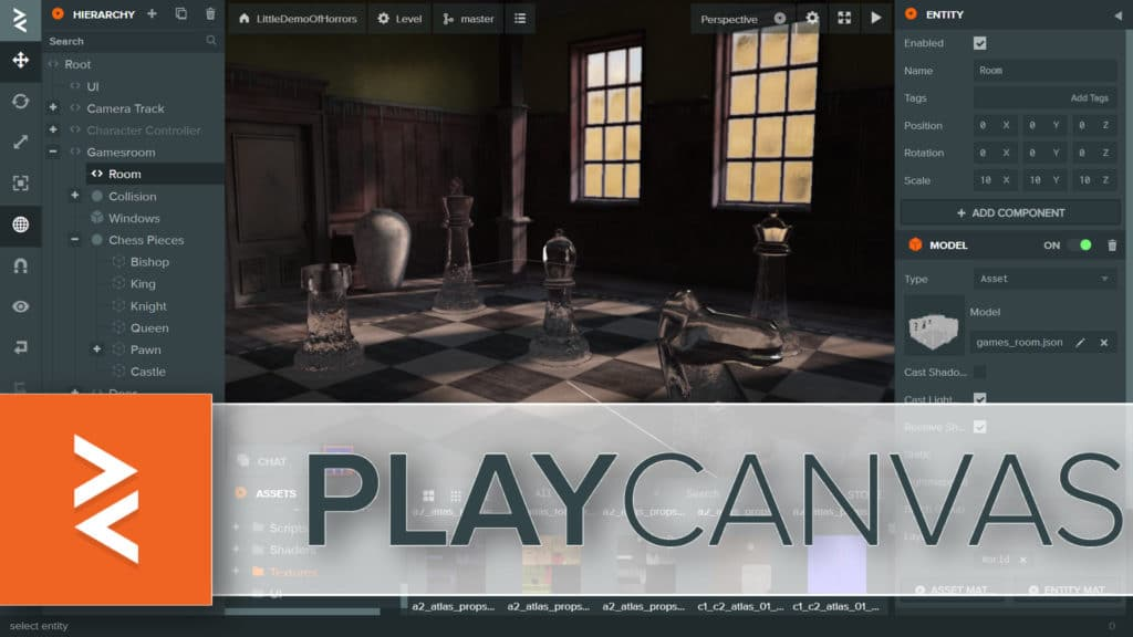 PlayCanvas Major Updates To Plans