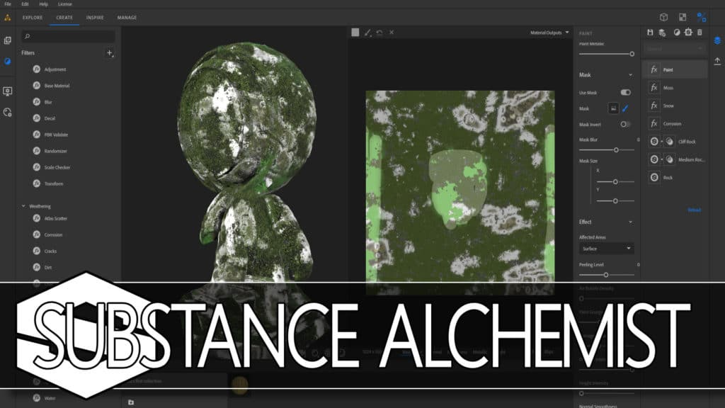 Hands-On With Substance Alchemist