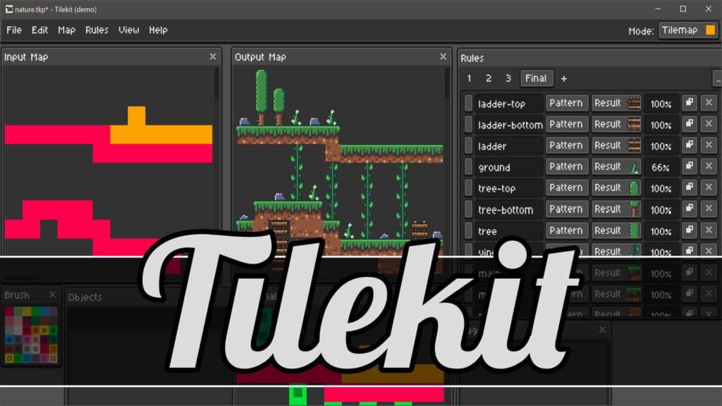 TileKit Map Editor