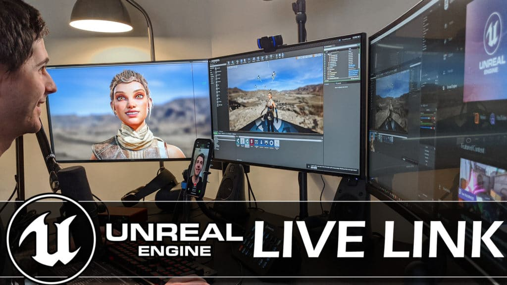 Unreal Release Live Link MoCap Application for iPad