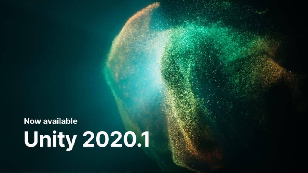 Unity 2020.1 Released