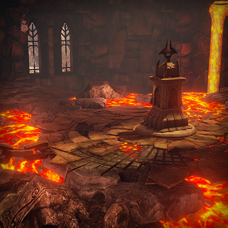 Infinity Blade: Fire Lands