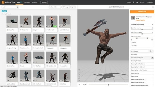 Online 3D animation software, faster than ever.