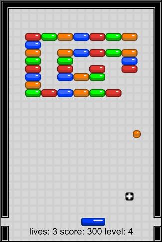 breakout screenshot