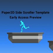 Paper2D Side Scroller Template