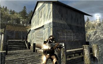 Torque3D game engine screen shot