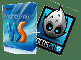 WebStormAndCocos2d