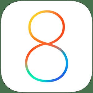 IOS 8 Logo 2