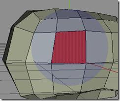 Tweak Radius modifier in action