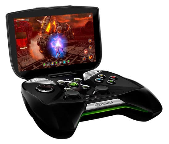 nVidia Shield Handheld console