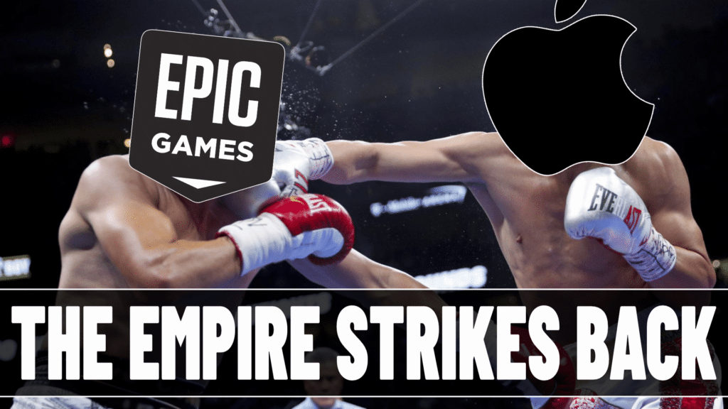 Apple Block Epic Games From Future Development including Unreal Engine