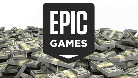 Epic Games 1.78B Funding Round