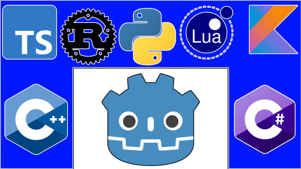 Godot Programming Language Options