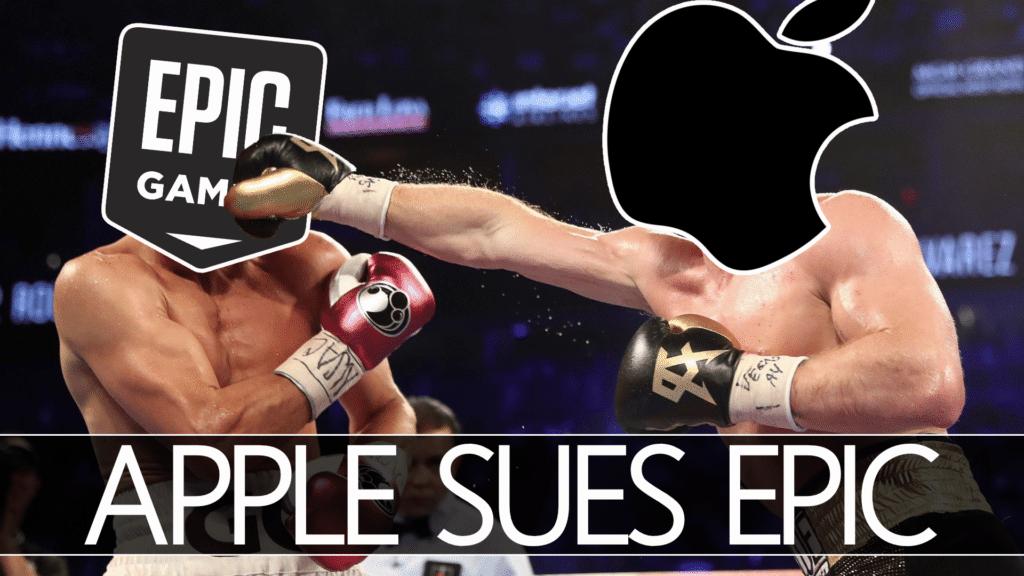 Apple File Lawsuit Against Epic Games